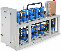 Чиллеры с водяным охлаждением конденсатора GBH