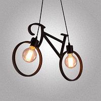 Люстра-велосипед