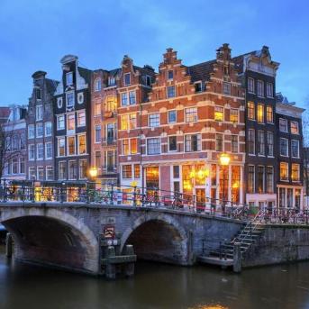 Комбинированный тур Прага + Амстердам, Брюссель, Люксембург