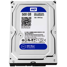 Western Digital Жесткий диск HDD 500Gb WD5000AZLX