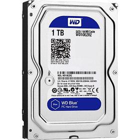 Western Digital Жесткий диск HDD 1Tb WD10EZRZ