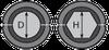 Матрица С-33/60т для стального зажима, фото 2