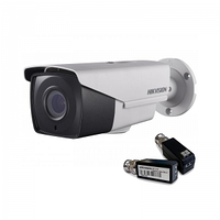 HIKVISION DS-2CE16F7T-IT3Z (2.8-12 ММ)+ DS-1H18