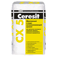 Ceresit CX5 RAPID CEMENT 25 кг RU
