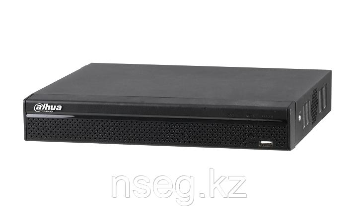 16 канальный видеорегистратор, Penta-brid пентабрид (аналог, HDCVI, TVI, AHD, IP) DAHUA XVR4116HS-X