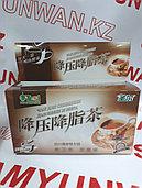 Чай для снижения давления и жира