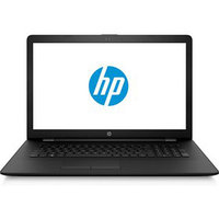 Ноутбук HP 17-ak009ur A6 9220,4Gb,500Gb,DVD-RW,17.3,Windows 10 64,WiFi,BT,Cam,черный
