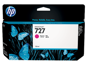 HP Картридж Magenta Ink Cartridge №727