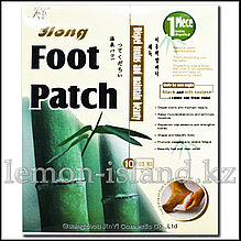 Пластырь для детоксикации организма (Foot patch).