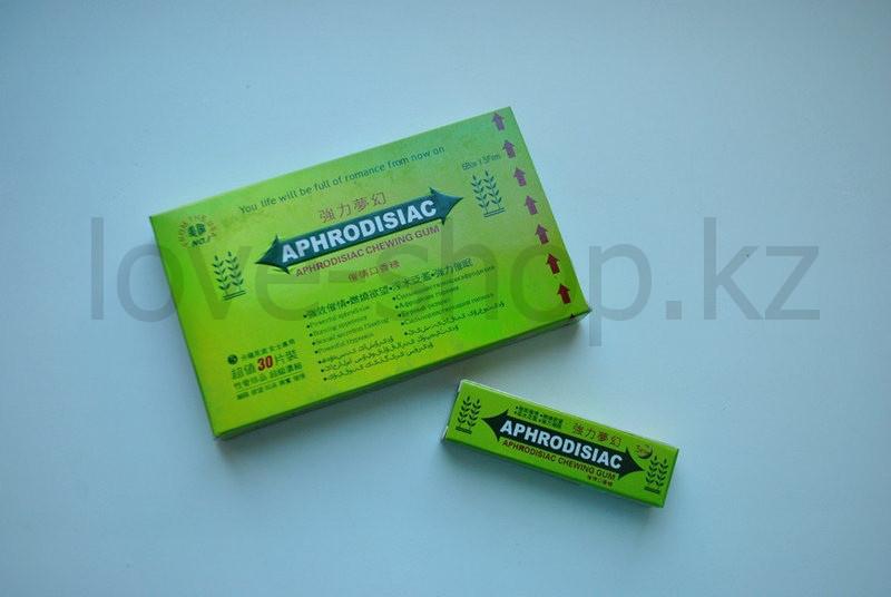 APHRODISIAC - Жвачка для возбуждения - 1 пачка (5 шт.)