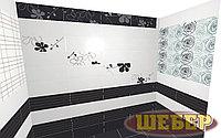 Кафель черно-белая коллекция элементов, фото 1