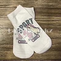 Детские носки единорог 28-32р (06)