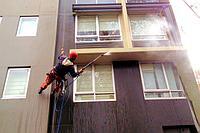 Мытье фасадов коттеджей, фото 1