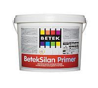 BETEKSILAN Фасадная Силиконовая краска Обладающая гидроизоляционными свойствами 7,5л