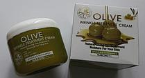 Naboni Olive Wrinkle Treatment Cream - Крем для лица восстанавливающий