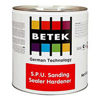 BETEK SUPER P.U. MATT VARNISH  - HARDENER Отвердитель 3кг