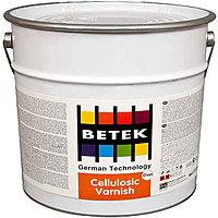 BETEK CELLULOSIC SILK MATT VARNISH Полуматовый лак 3кг