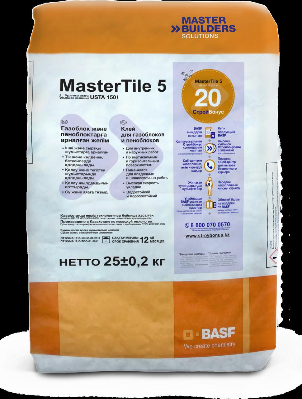 MasterTile FLX 555 белый (Fleksfuga white)