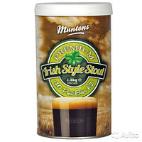Muntons Irish Stout 1,5 кг