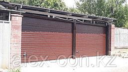 Бытовые гаражные ворота, фото 3