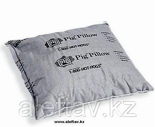PIL201 PIG® Абсорбирующая подушка, Впитывает масла, охлаждающие жидкости, растворители, воду, фото 2