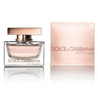 Женский парфюм Dolce & Gabbana Rose The One (Дольче Габбана Роуз Зе Ван)копия