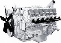 Двигатели ЯМЗ-240БМ2