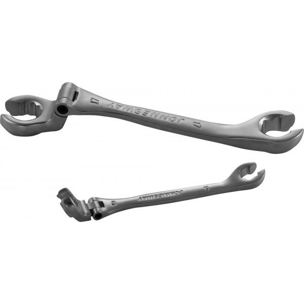 Ключ гаечный разрезной с гибкой головкой 6 мм