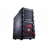 Кейс, Cooler Master, HAF 912 (RC-912-KKN1), ATX, Mid Tower, USB Hub, HD-Audio, Чёрный, Окно для установк