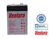 Аккумуляторная батарея VENTURA GP 6-4.5-S (6V 4.5Ah) Купить в Алматы, фото 1