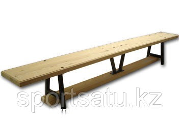 Скамья гимнастическая универсальная, длина 3м