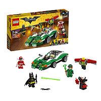 Конструктор Lego Batman Movie : Гоночный автомобиль Загадочника 70903
