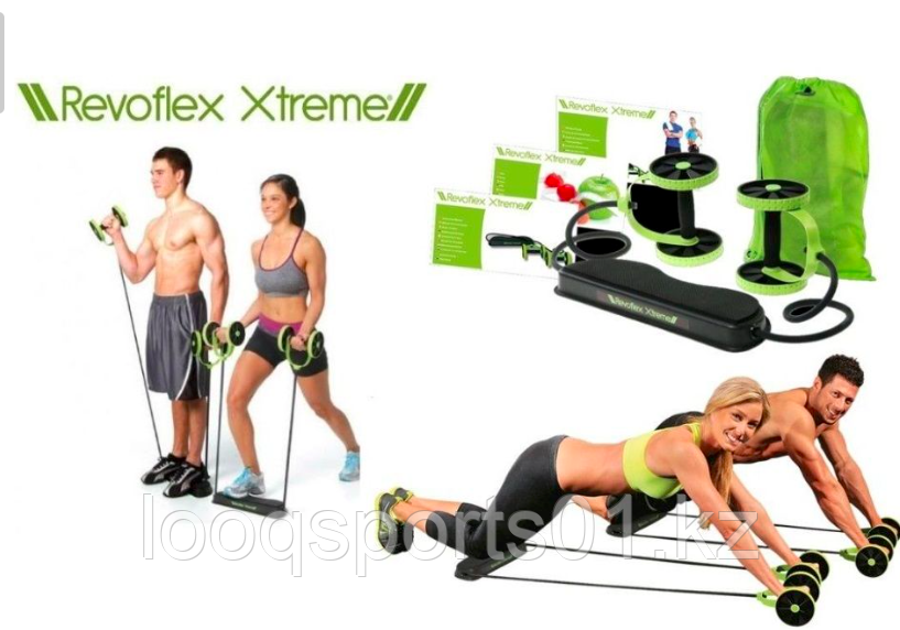 Тренажер Revoflex Xtreme (Ролик для пресса)