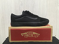 3c020a9cc1cc Кеды Vans Old Skool (All Black)