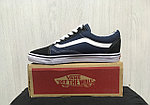 Кеды Vans Old Skool (Black&Blue), фото 2