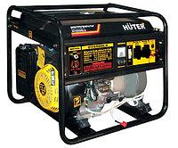 DY6500LX Электрогенератор -электростартер Huter