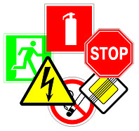 Знаки и таблички безопасности по низким ценам