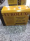 Сварочный аппарат EUROLUX IWM190 Инверторный, фото 2