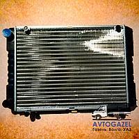 Алюминиевый 3-х рядный радиатор