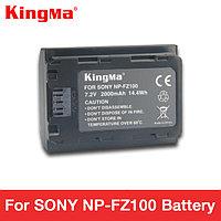 NP-FZ100 Аккумулятор KingMa для SONY A7 m3 III A9 A9R, фото 1