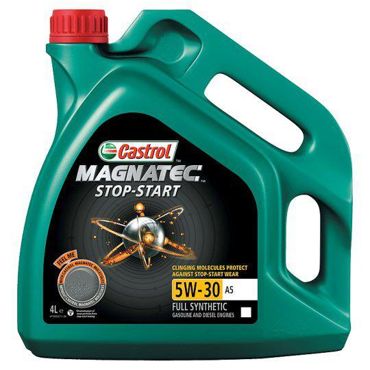 Моторное масло Castrol MAGNATEC 5W-30 A5 4L(Великобритания)