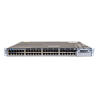 Switch Cisco WS-3750X-48T-S управляемый L3 коммутатор на 48x1GB портов