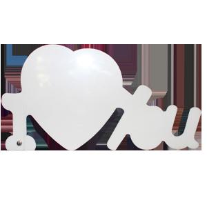 Фоторамка I Love You 15*20*0,5см
