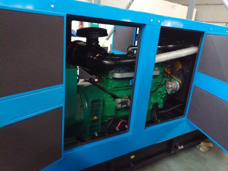 Высококачественная звукоизоляция с водяным охлаждением типа 10KW / 12,5KVA