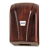 Диспенсер для листовой туалетной бумаги Z уклад (под дерево) , фото 1