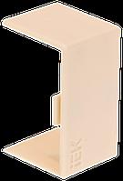 Соединитель на стык КМС 16х16 сосна, фото 1