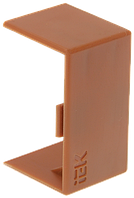 Соединитель на стык 15х10 КМС дуб, фото 1