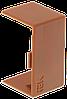 Соединитель на стык 16х16 КМС дуб