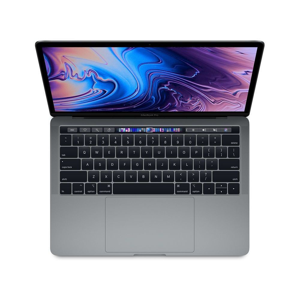 Macbook Pro 15' 2018 512gb touch MR972 Silver