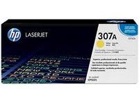 Картридж HP CE742A для CP5220,CP5225 Yellow оригинал